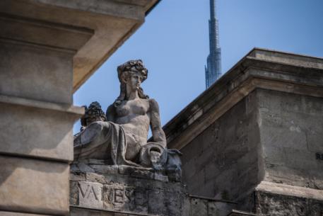 Tra Antico e Moderno a Milano