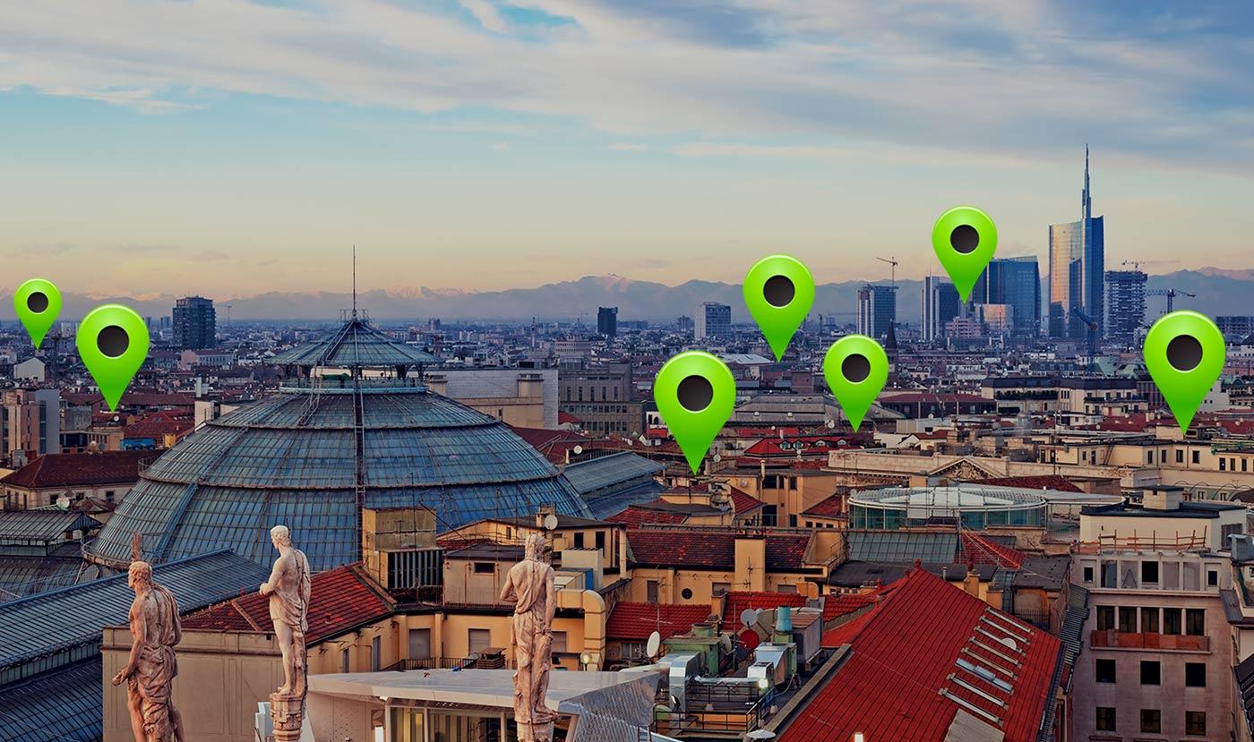 Esperti realizazzione siti web e seo multilingue a Milano