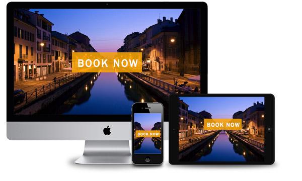 Siti web per turismo - alberghi, ristoranti, spa