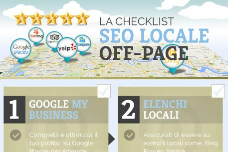 La Checklist del SEO Off-Page per i Business Locali