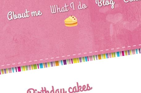 Realizzazione sito web per una ditta locale di catering – Jojos Cakes