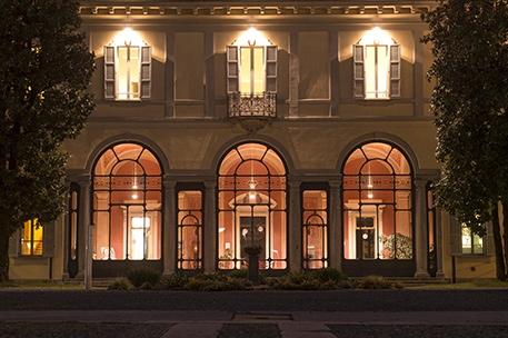 Sito web per una residenza per anziani – Villa Cenacolo, Milano