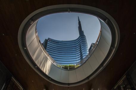 Torre Garibaldi Foto da Sotto