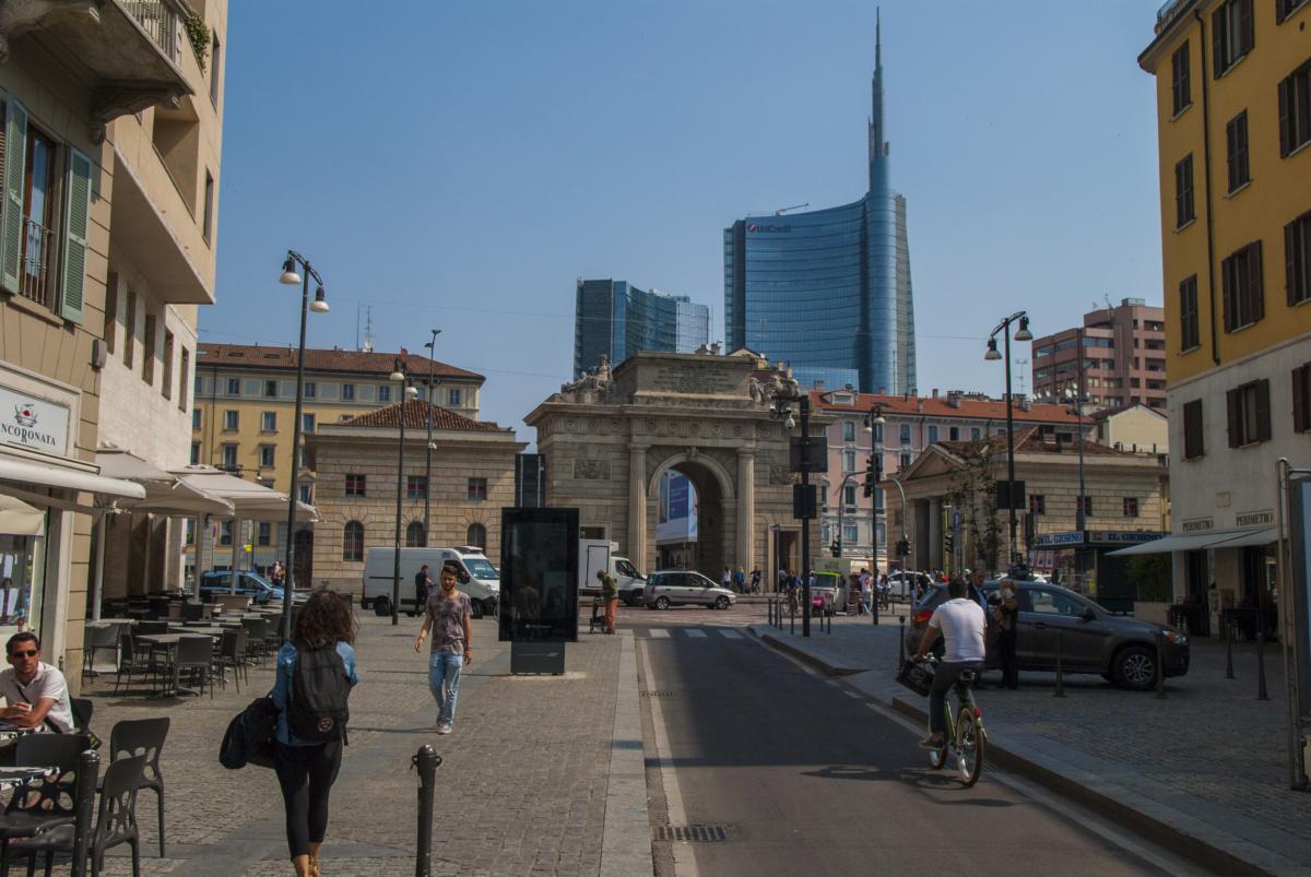 Porta garibaldi milano scarica foto gratuite in alta - Da porta garibaldi a milano centrale ...