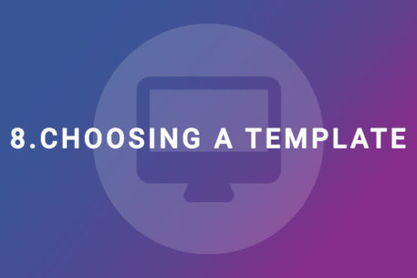Come scegliere un buon website template per il tuo  business