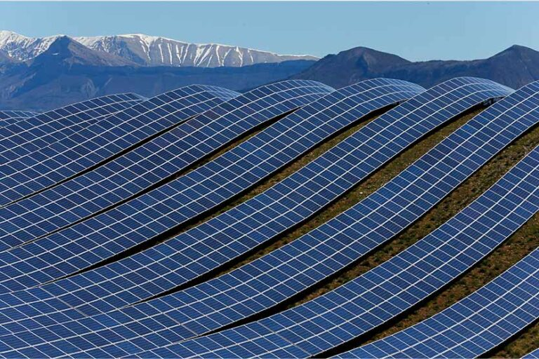 Ricostruzione di un sito web per un'azienda di energia solare